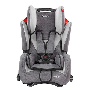 1.Recaro Young Sport Shadow (9 – 36kg)