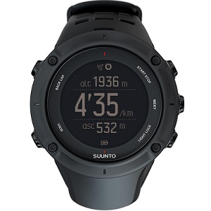 4.Suunto Ambit3 Hr Ss0206740000 (Gps, do pływania)