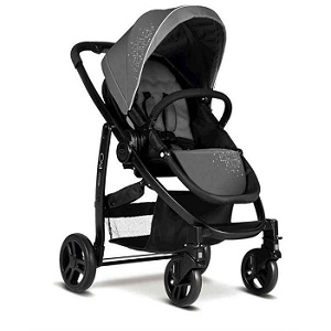 1.Graco Evo Charcoal Spacerowy