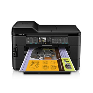 3.Epson WorkForce WF-71110DTW
