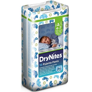 2.Huggies Drynites Boys