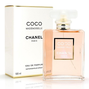 3.Chanel Coco Mademoiselle