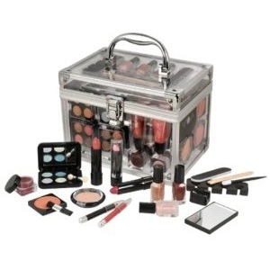 1.Makeup Trading Schmink Set Transparent